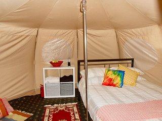 'Luna' Glamping Tent