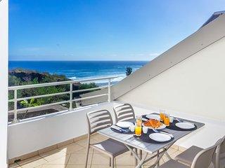 Cap Homard - spacieux appartement avec magnifique vue mer proche plage