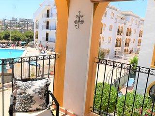 Molino Blanco Apartment 8 - Pool Facing