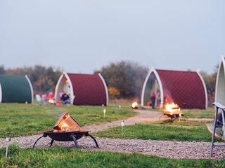 (18) Camping Pod near Lake