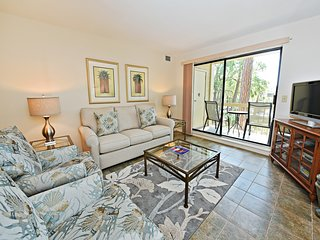Cutter Court Villa 911  Sea Pines