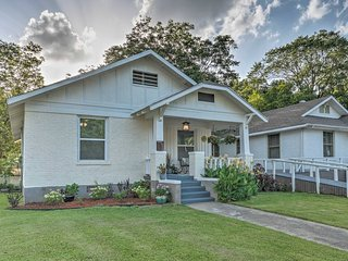 Remodeled Downtown Hot Springs Home w/Porch!