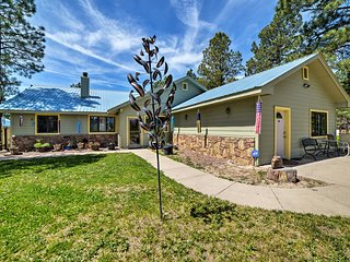 NEW! Pet-Friendly Apt Near Downtown Pagosa Springs