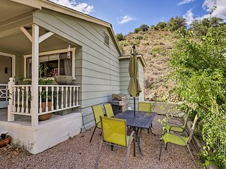 Bisbee House w/ Private Yard, Parking, Grill!