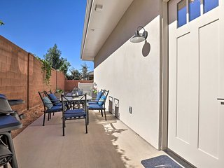 Chic St. George Studio - Near National Parks!