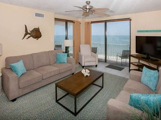 10th floor Gulf-front | In/Outdoor pools, Hot tub, Sauna, Fitness, BBQ | Free go