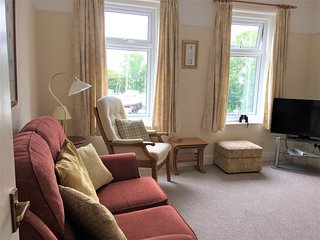 St. David's Holiday Apartments, Rhos on Sea, Apartment 4, First floor.