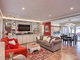 Renovated Parma Heights Home w/Yard, BBQ & Pergola