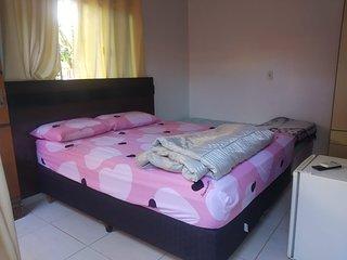 Alugue seu quarto na Pousada Vale das Aguas