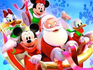 Spend Christmas in Orlando Along With Mickey, Minnie And Friends!
