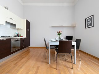 Spacious 1bdr in the historical centre