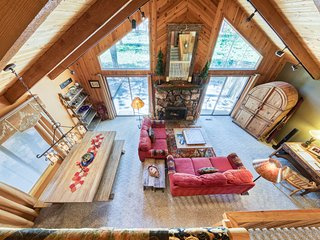 Dog-friendly home close to town w/ forest views & SHARC access