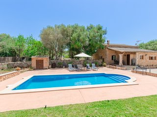 SON GARBI - Villa for 2 people in Algaida