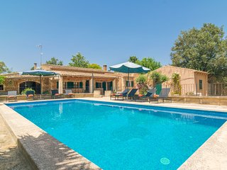 CAN MISTERO - Villa for 8 people in Manacor