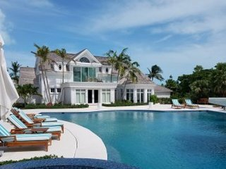 Villa Salacia | Beach Front - Located in Magnificent Grace Bay with Private Poo
