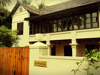 Verdant Heritage Bungalow (Entire upper floor)