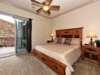 A9 Top Floor 2-bedroom Hillside View