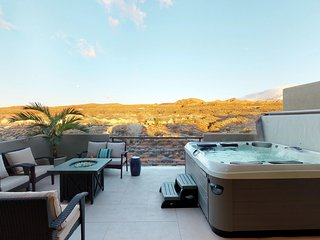 Sandcastle: Private Hot Tub Retreat for Zion and St George