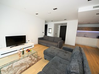 Modern 2 Bedroom, 2 Bathroom Apartment Vauxhall 2