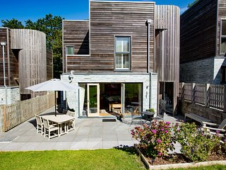 """House 5 - """"Porth Glas"""" (which is the Cornish for Blue Haven) is a light and airy"""