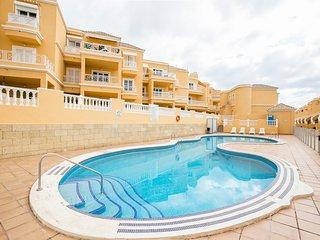 2 bedroom in Costa Adeje, El Duque with swimming pool