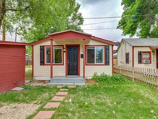 Dog-friendly home w/ shared firepit - close to downtown attractions!
