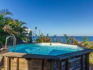 Kelonii - villa avec magnifique vue mer et piscine