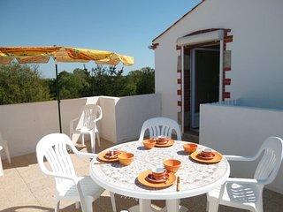 Nice apt with terrace & Wifi