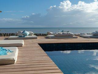 PREABEACH VILLAS - 4 villas on the Beach-