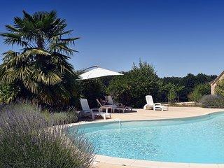 Le domaine des Ravels, maison de charme, confort, nature, calme et vue