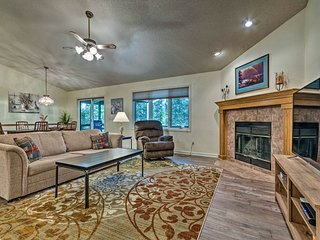 NEW! Hot Springs Village Home, Walk to Lake & Golf