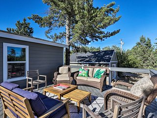 NEW! Updated Prescott House w/ Large Deck & Views!