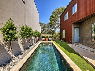 NEW! Modern Home w/Pool - Bike to White Rock Creek
