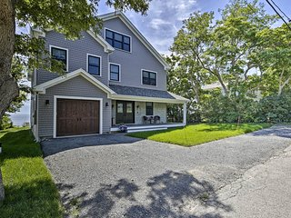 NEW! Bayfront Plymouth Home, 5-Min Walk to Beach!