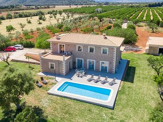 Son Vivot - Beautiful villa with pool and garden in the north of Mallorca