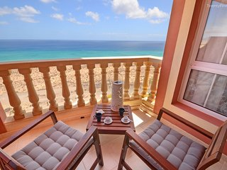 New&Modern Flat with Ocean View & Free Wifi - Sotavento Beach, Costa Calma (C)