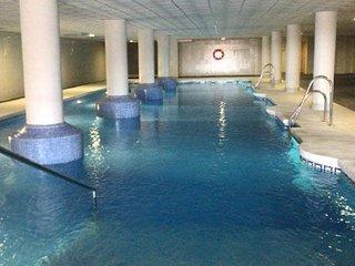 Apartamento Deluxe 10 Roquetas de mar con Golf y piscina climatizada