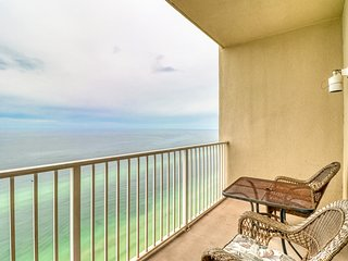 Incredible view from beachfront condo - full access to pool and amenities!