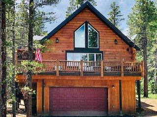 The Fabulous Black Hawk Log Cabin