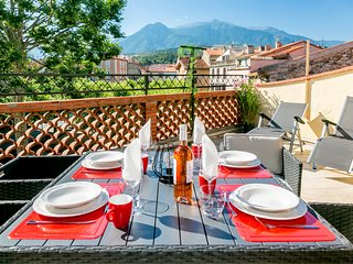 APPARTEMENT TERRASSE * HYPERCENTRE * CLIMATISE * WIFI * HAUT STANDING
