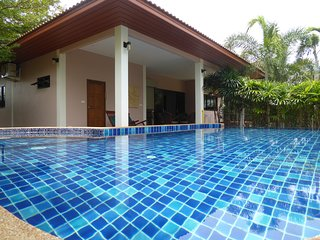 Villa 2 bedrooms with pool