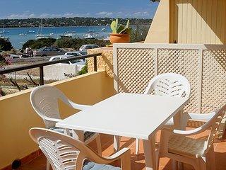 Apartamento con vistas mar