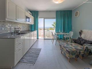 New&Modern Studio Flat with OceanView&FreeWifi - Playa del Matorral,Jandia(285)