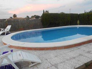 Villa Pepa - Villa con piscina grande 10X5 en Roche a 2 km de la playa