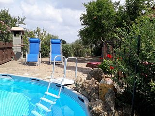 Polveraia Holiday Home Sleeps 6 with Pool and Air Con - 5715626
