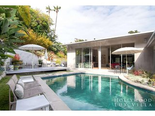Lilypool, luxurious villa in the Hollywood Hills