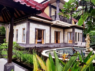 VILLA AMANDA D' UBUD, 3 Bedroom Villa With Private Pool