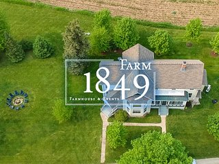 Farm 1849, Close to Elkhart Lake and Road America