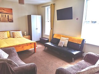 Extraordinarily Spacious! Modern, Refreshingly Clean Newly Decorated Near Town.
