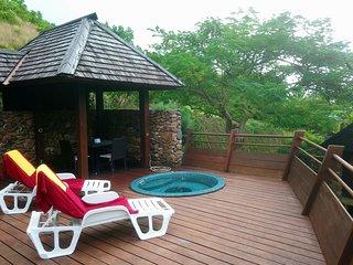 Legends Resort Moorea 6pax Ocean de verdure